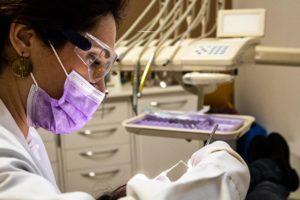 dentista milano samntha alterisi paziente
