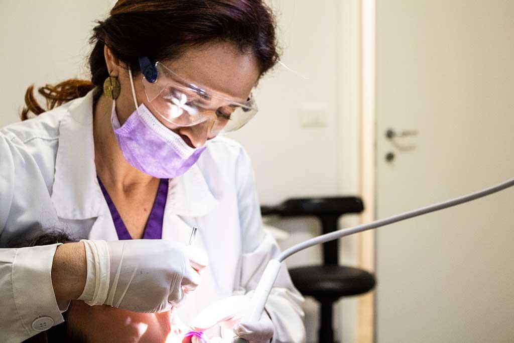 studio dentistico milano alterisi paziente